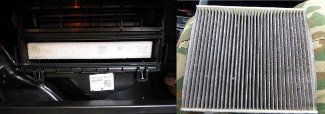 Салонный фильтр Suzuki SX4