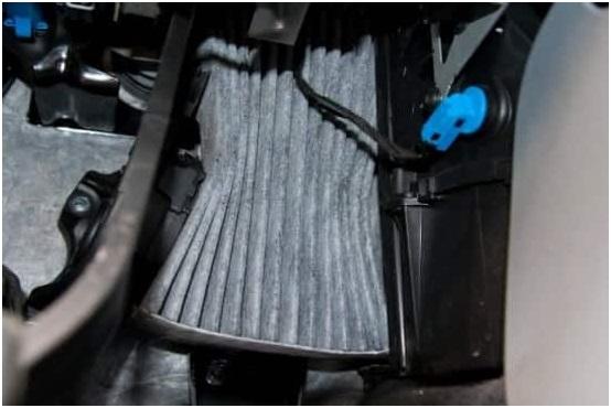 Салонный фильтр Ford Mondeo 4