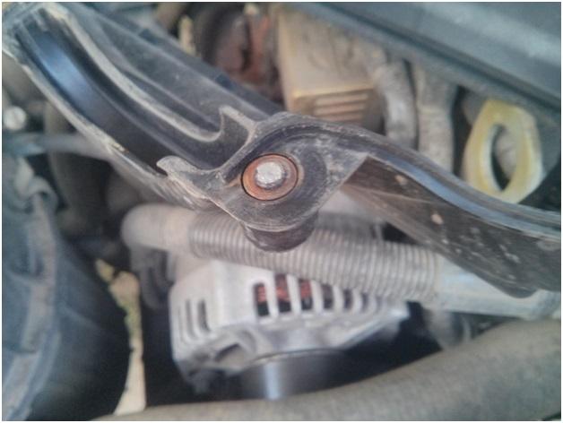 Топливный фильтр Peugeot 206