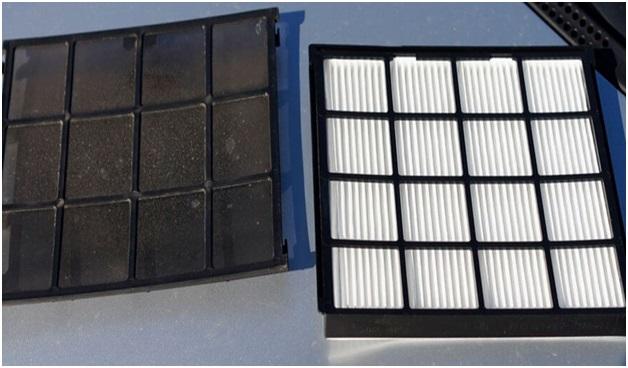 Салонные фильтры, которые применяются на Хендай Солярис