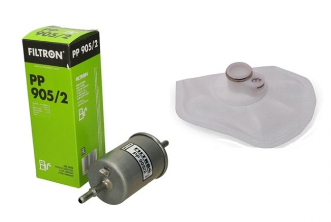 Топливный фильтр Daewoo Matiz