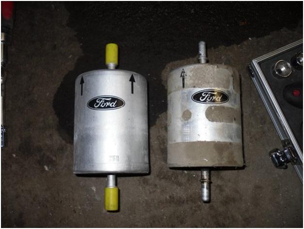 Топливный фильтр Ford Mondeo