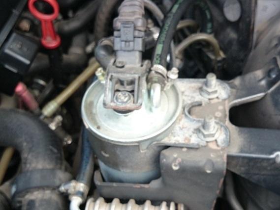 Топливный фильтр BMW E39