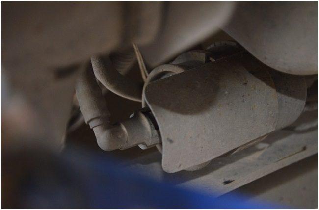Топливный фильтр Volkswagen Golf