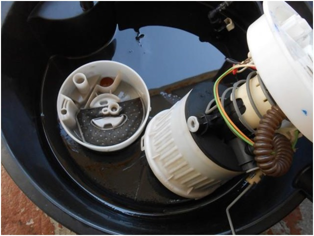 Топливный фильтр Ford Focus 2