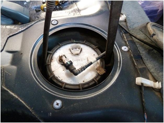 Топливный фильтр Nissan Almera
