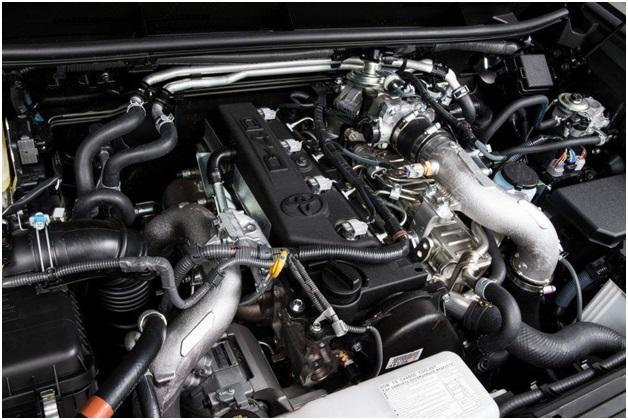 Топливный фильтр Toyota Prado