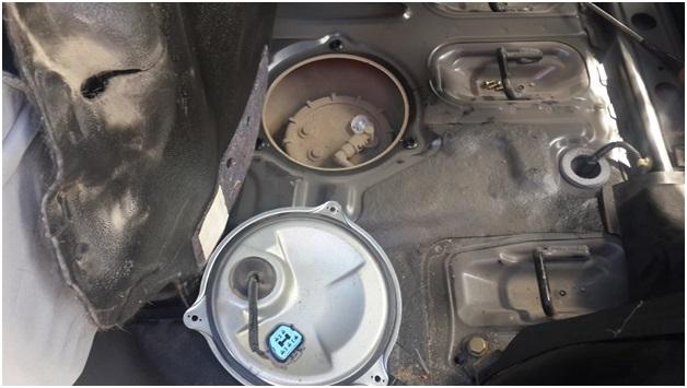 Топливный фильтр Honda CRV