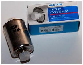 Оригинальный топливный фильтр 21120-1117010