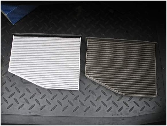 Салонные фильтры Volkswagen Tiguan