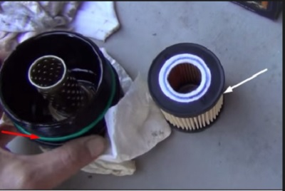 Масляный фильтр Тойота Камри