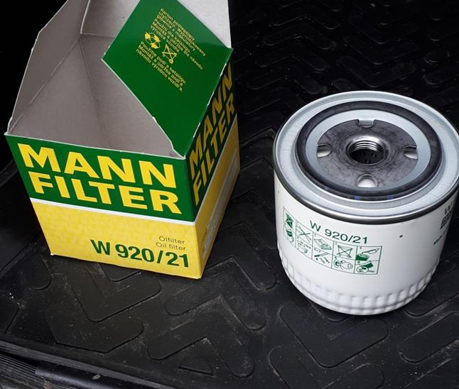 Масляный фильтр УАЗ Патриот