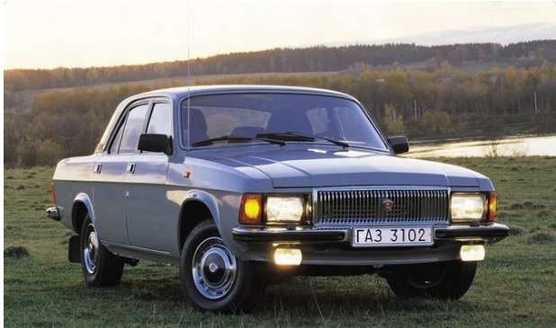 Тюнинг ГАЗ 3102