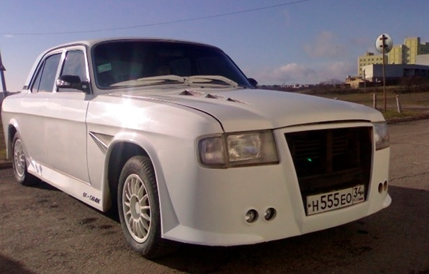 Тюнинг GAZ-3110