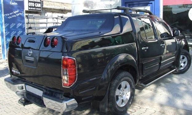 Тюнинг Nissan Navara
