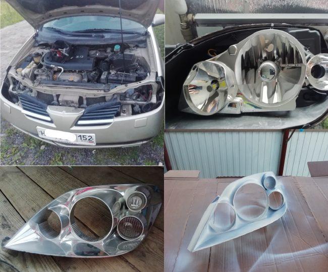Тюнинг Nissan Primera P12