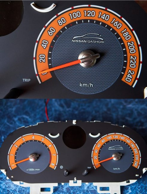 Тюнинг Nissan Qashqai J11 J10