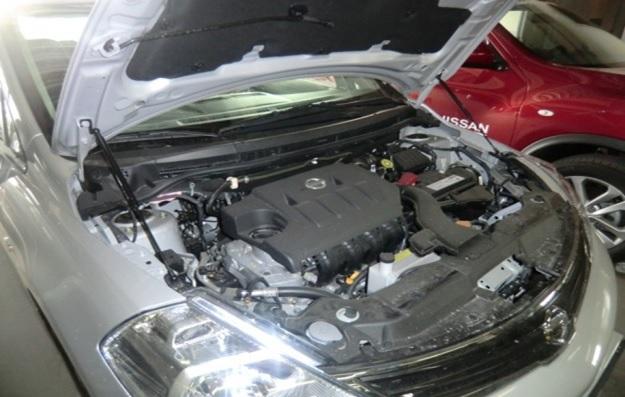 Тюнинг Nissan Tiida