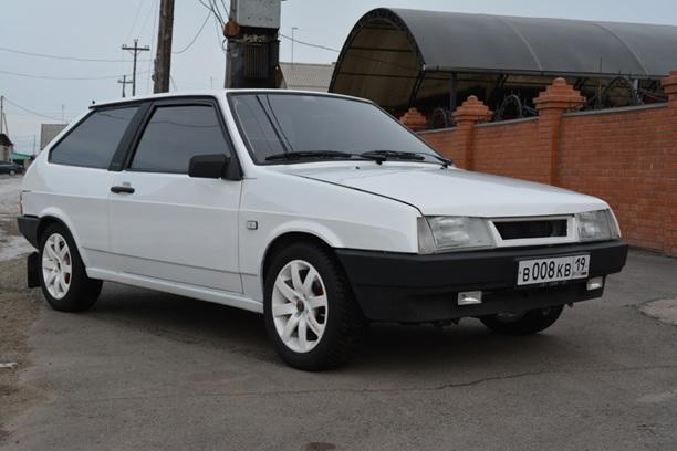 Тюнинг ВАЗ-2108