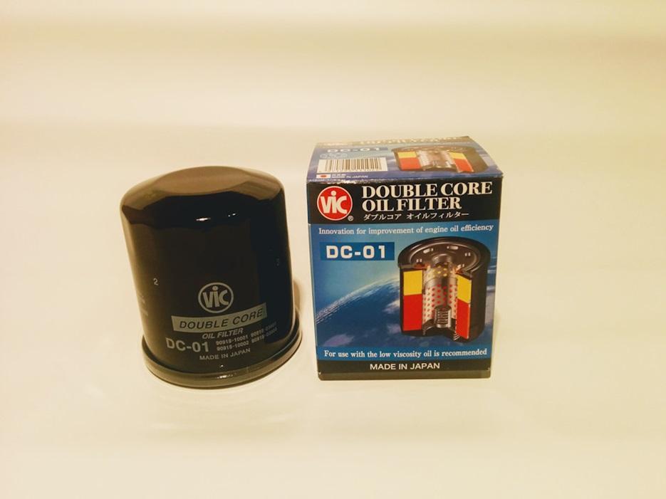 Упаковка и фильтр с технологией Double Core