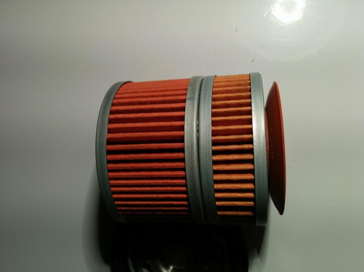 Конструкция фильтрующего элемента Double Core