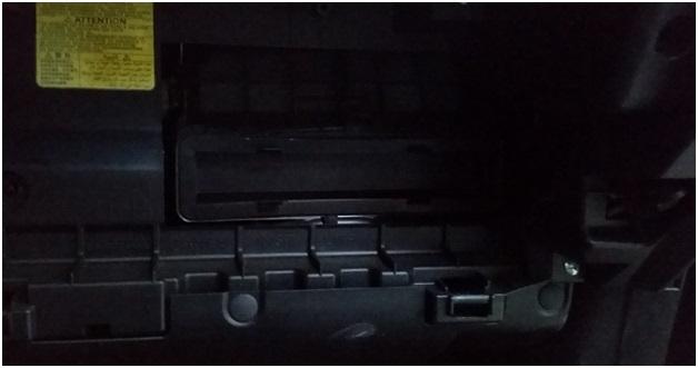 Фильтр очистки салонного воздуха