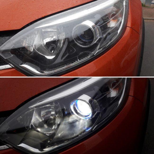 Тюнинг Renault Kaptur