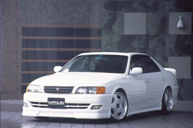 Тюнинг Toyota Chaser 100
