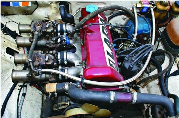 Процесс тюнинга мотора
