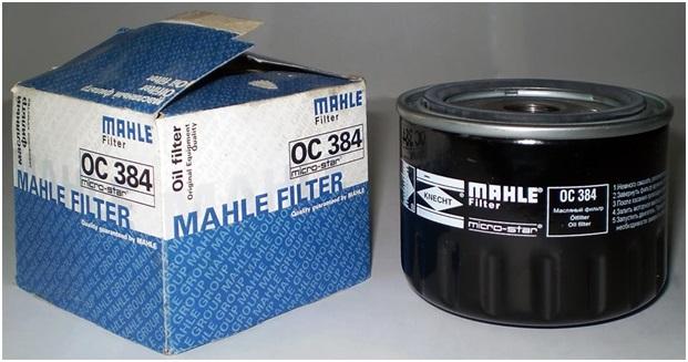 Фильтры компании Mahle