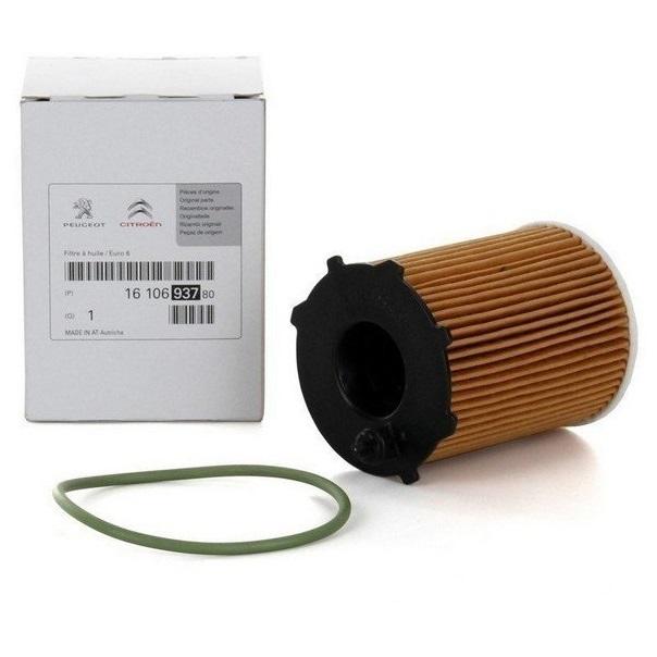 Оригинальный масляный фильтр для Пежо 308