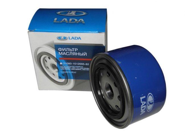 Оригинальный масляный фильтр для ВАЗ 2114