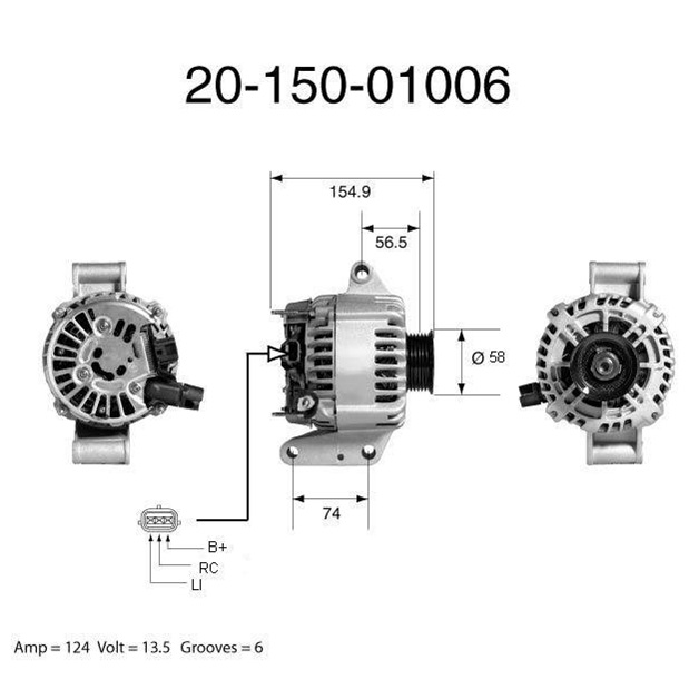 Фирменный узел 20-150-01006