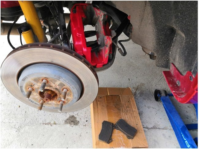 Пороги и обвесы на Jeep Grand Cherokee