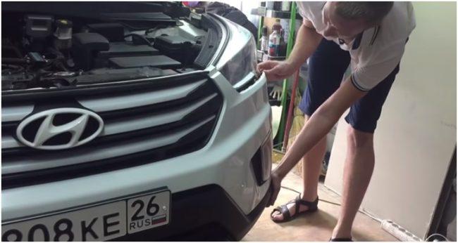 Тюнинг Hyundai Creta