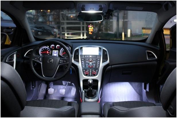 Тюнинг Opel Astra J
