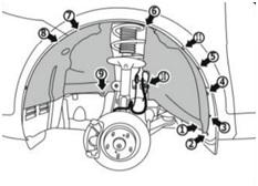 Тюнинг Toyota RAW 4