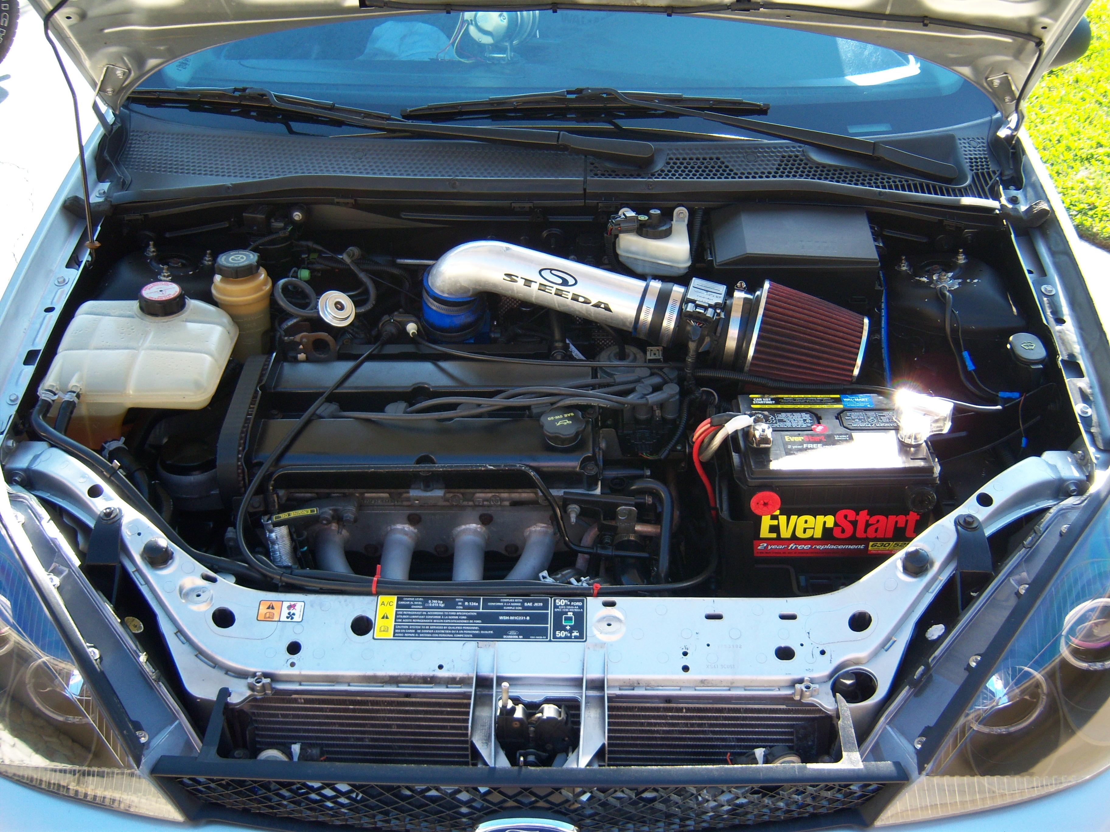Двигатель Фокус 1