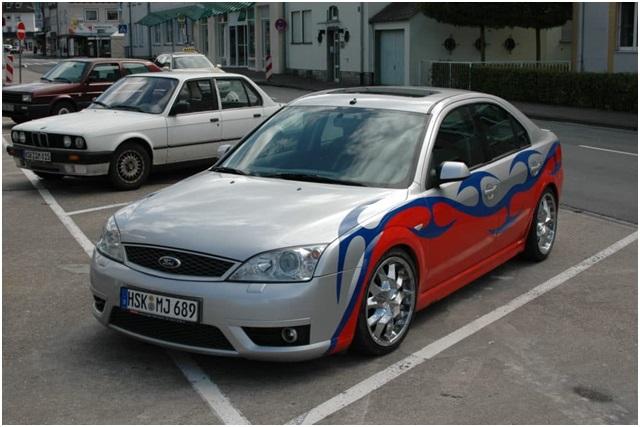 Тюнинг Ford Mondeo 3